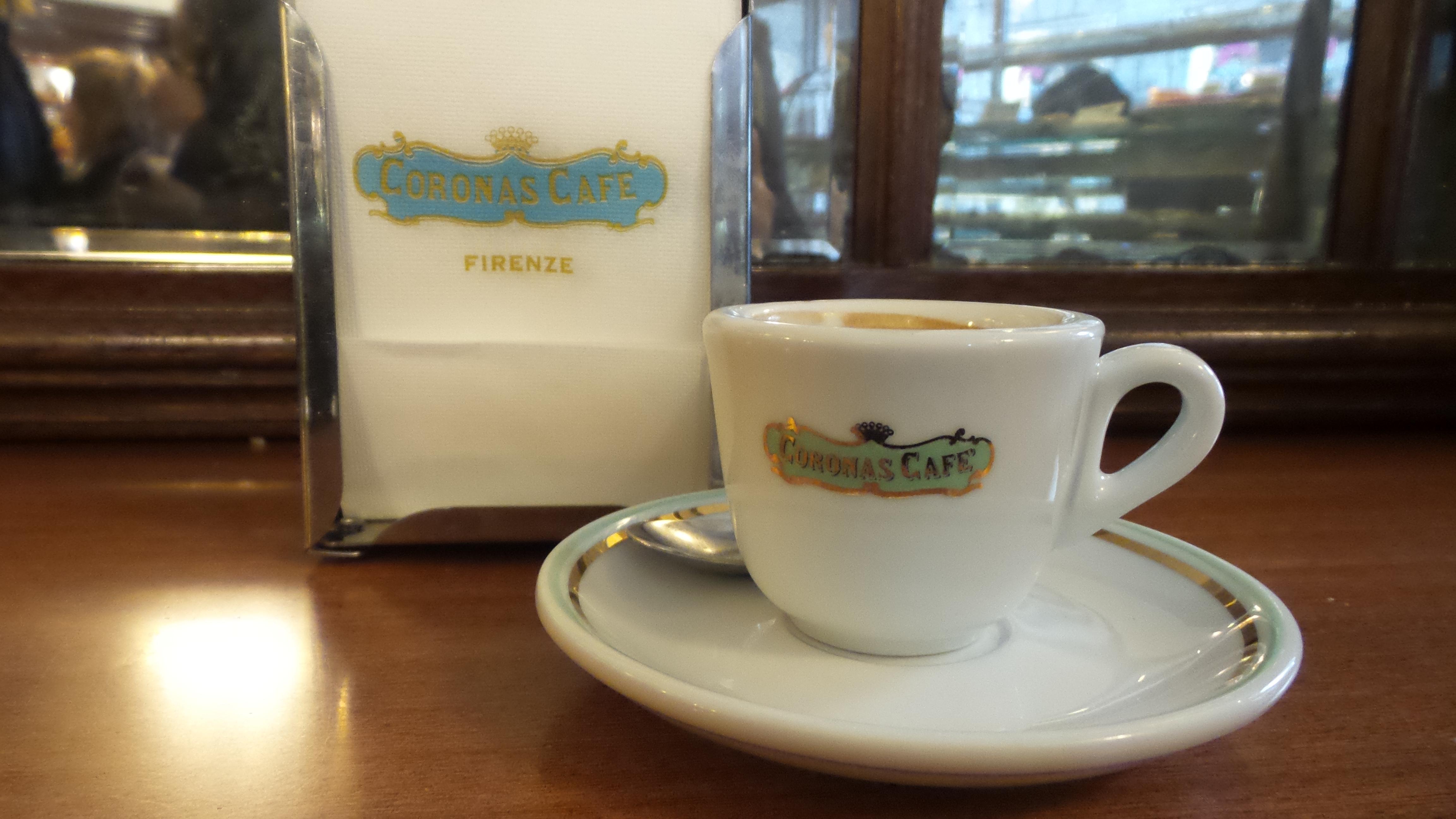 Coronas caffe'