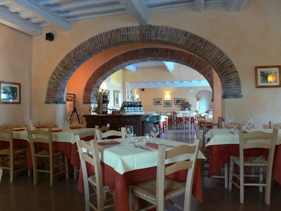 Restaurant Badia Coltibuono